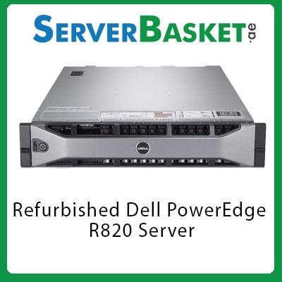 Refurbished Dell PowerEdge R820 Server