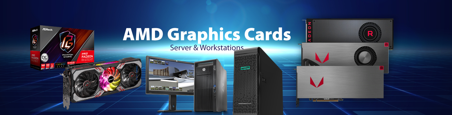 Shop AMD Graphic Cards at the Lowest Prices in UAE: Dubai, Abu Dhabi, Sharjah etc.