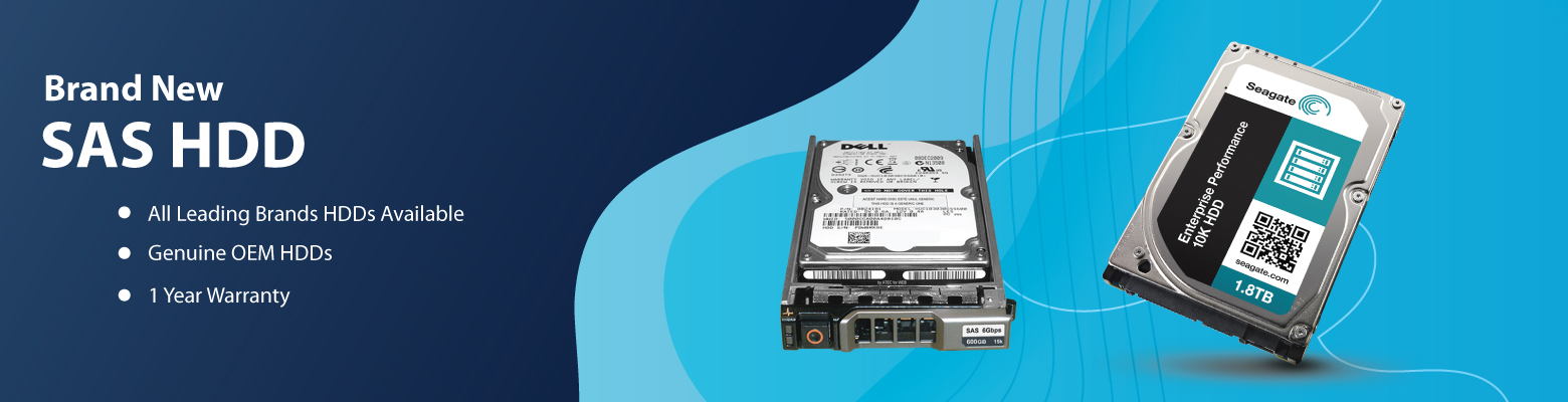 Boost your Business with Brand New SAS HDD