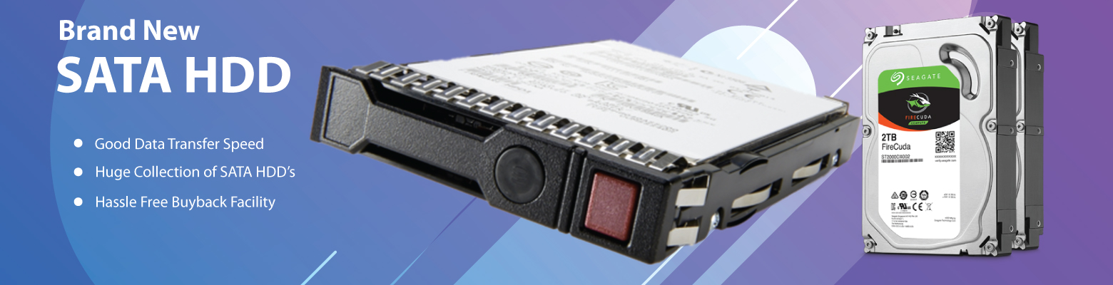 Upgrade your Server Storage with Brand New SATA HDD
