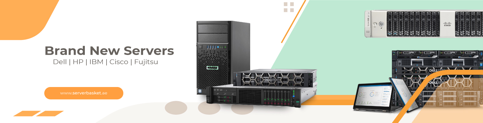 Brand New Servers for Sale| Leading Brand Servers Available