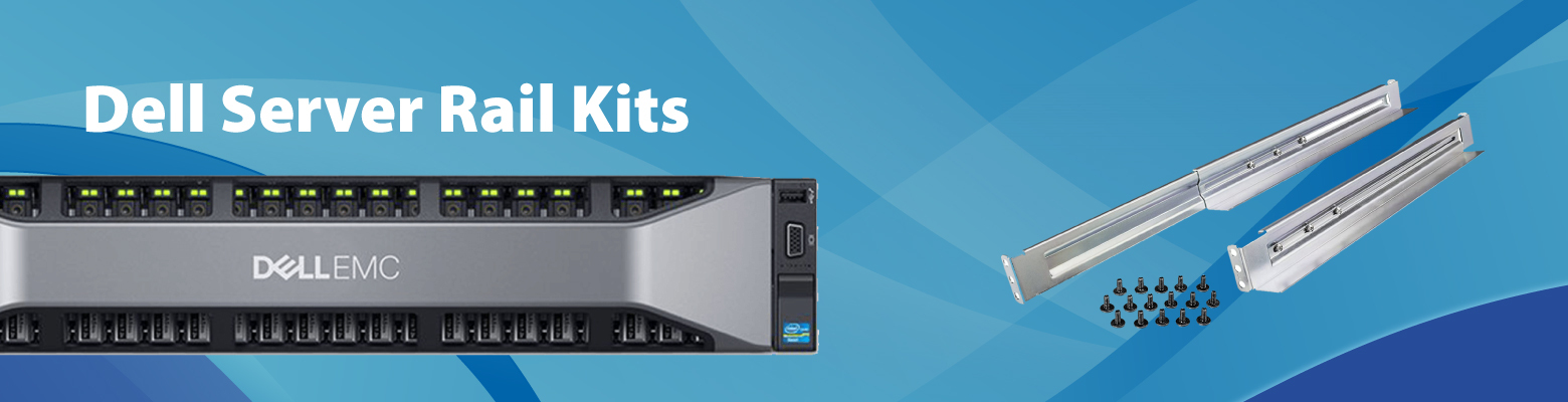 Buy Sliding Enabled Rail Kits for All Dell Servers