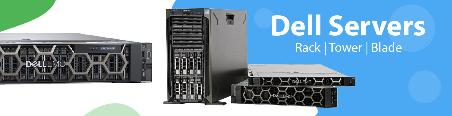 Get Dell Servers as an ideal first server for small business