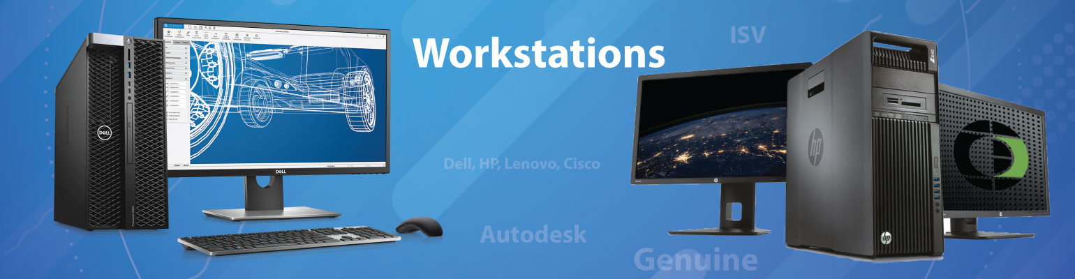 Buy High Quality Workstations in UAE from Server Basket