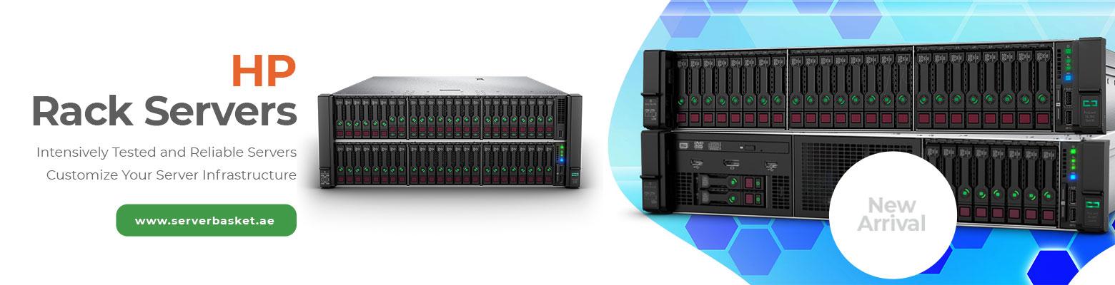 Get HP Rack Server designed for Space-Constrained Server Workloads