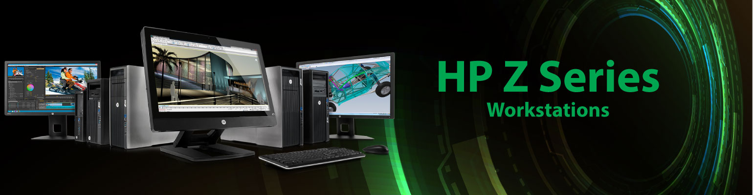 Best HP Z Series Workstations. Optimal for Simulation, 8K Video Editing and Complex Machine Learning
