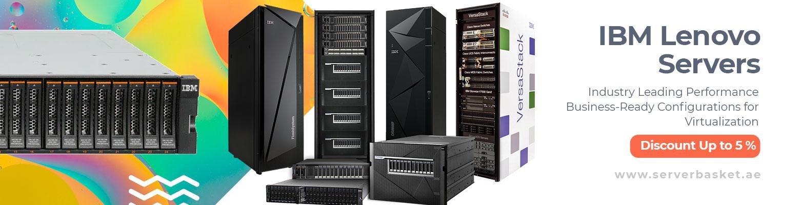 Get IBM Lenovo Server for Microsoft SQL Server