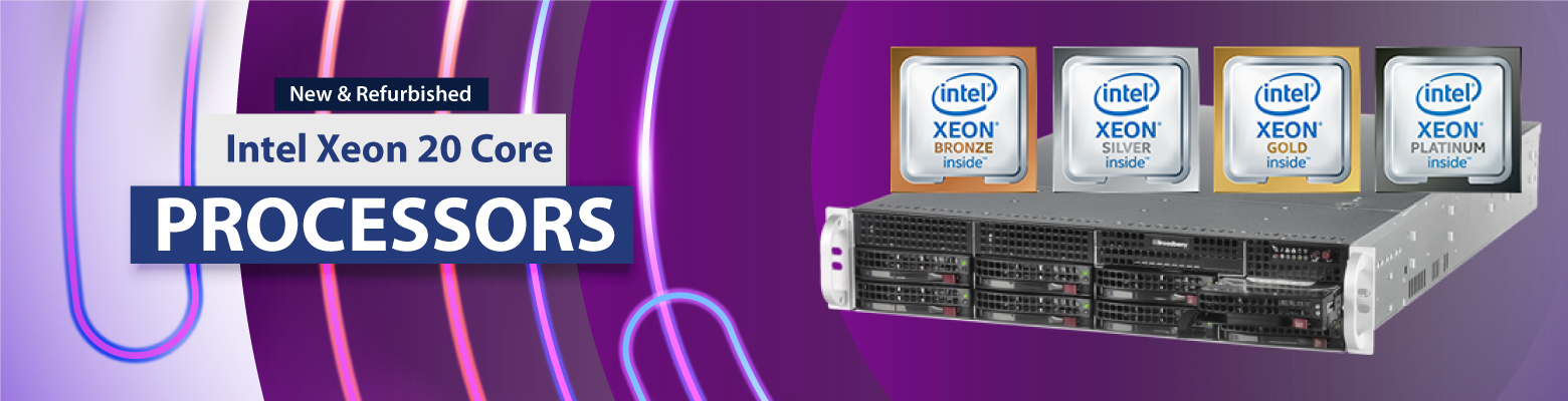 Intel Xeon 20 Core Processors for Sale in UAE at Less Price