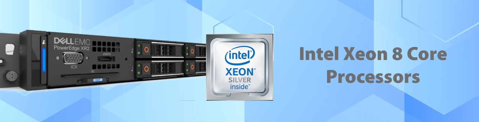 Get Intel Xeon 8 core processors from Server Basket