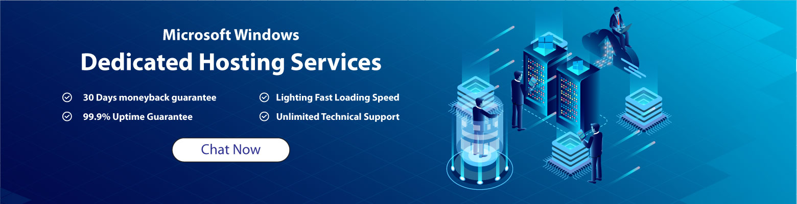 Cheap Microsoft Windows Dedicated Hosting Services with 24/7 Advanced in UAE
