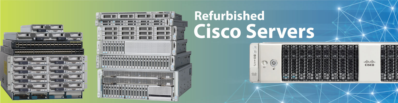 Refurbished Cisco Servers| Buy Quality Assured Servers in UAE at Low Price