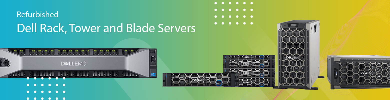 Buy Refurb Dell Server as First Server for Small Business