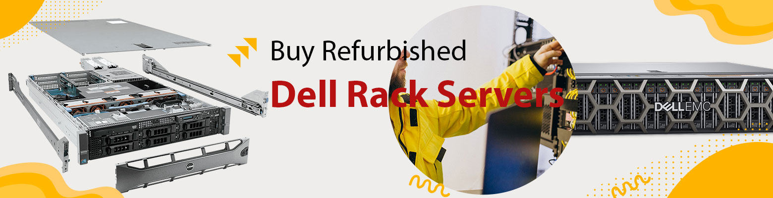Get Powerful Refurb Dell Rack Servers for SDS, VDI and Data Analytics