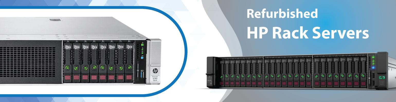Refurbished HP Rack Servers for Growing Businesses