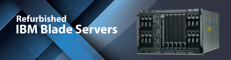 Refurbished IBM Blade Servers at Low Cost in UAE