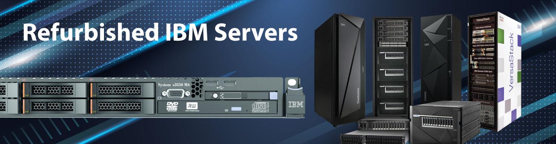 Refurbished/Used IBM Servers Online in UAE