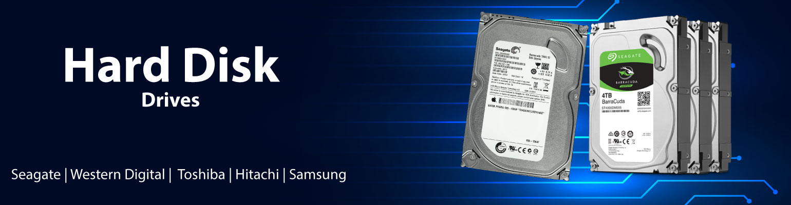 Get New and Refurb SAS/SATA HDD at Offer Price