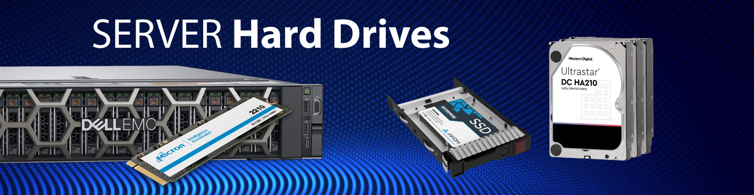 Enhance your Storage with Server Hard Drives