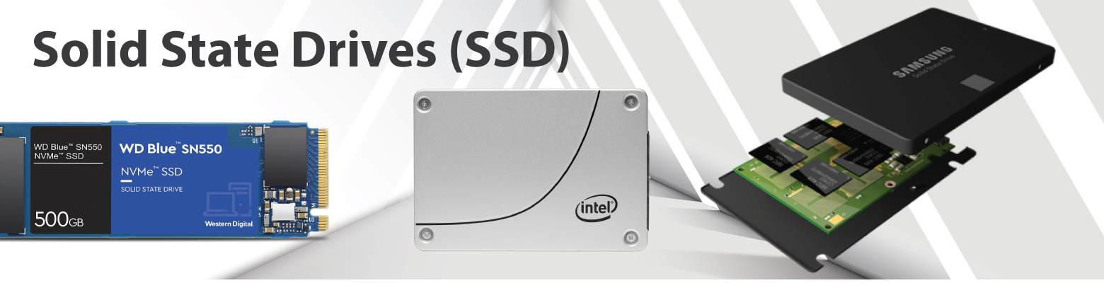 Buy Solid State Drives to deliver Superior Performance and Durability.