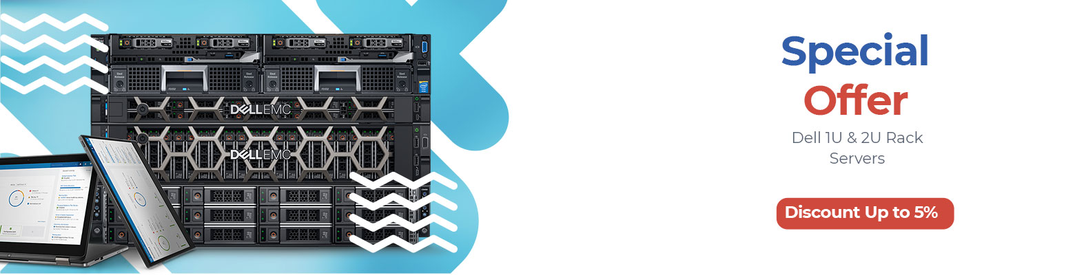 High-Performance Rack Servers with flexible computing power and data protection