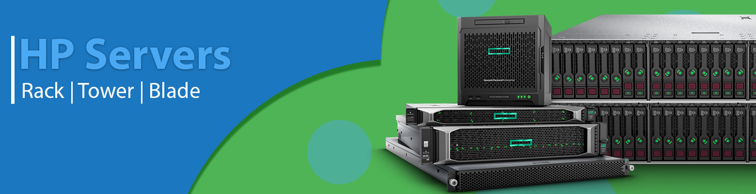 Scalable HP Servers to Run run on-premises and hybrid cloud applications