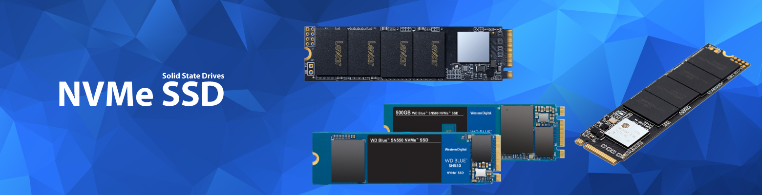 NVMe SSDs - perfect storage tech for Gaming