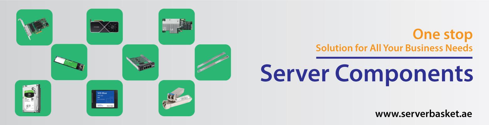 Certified High Quality Server Spares