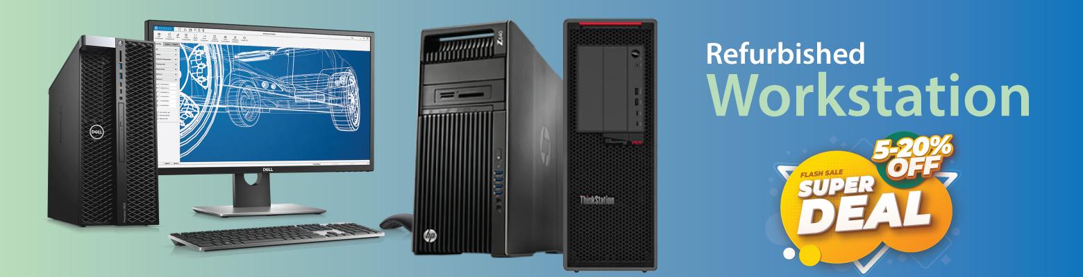 Buy High Quality Refurbished Workstation