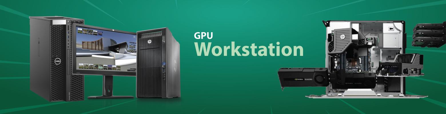 Buy GPU Workstation at Low Price